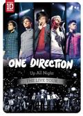 One Direction. Up all night :: The live tour in DVD